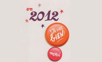 2012 bonheurs