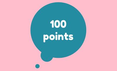 100 points de bonheur, une chronique de Florence Servan-Schreiber