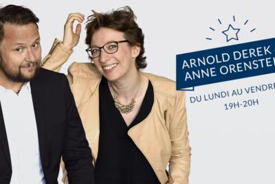 Invitée par France Bleu Soir pour la Fabrique à Kifs