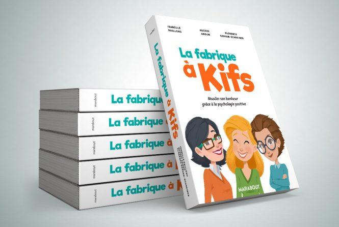 La Fabrique à Kifs, le livre