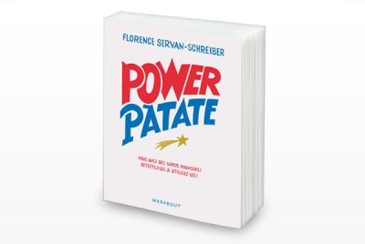 Livre Power Patate